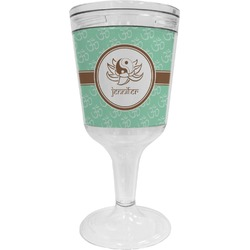 Om Wine Tumbler (Personalized)