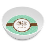 Om Melamine Bowl 8oz (Personalized)
