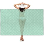 Om Sheer Sarong (Personalized)