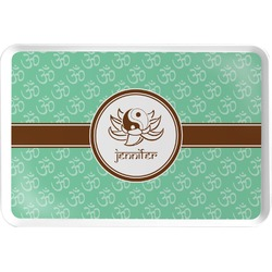 Om Serving Tray (Personalized)