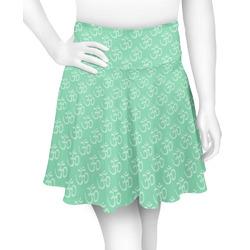 Om Skater Skirt (Personalized)