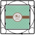 Om Square Trivet (Personalized)