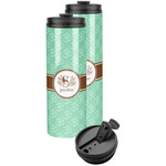 Om Stainless Steel Skinny Tumbler (Personalized)