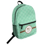 Om Student Backpack (Personalized)