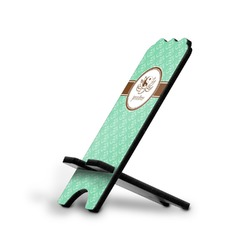 Om Stylized Phone Stand (Personalized)