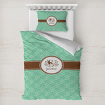 Om Toddler Bedding w/ Name or Text