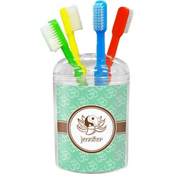 Om Toothbrush Holder (Personalized)