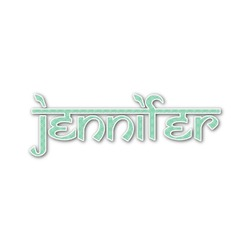 Om Name/Text Decal - Custom Sized (Personalized)