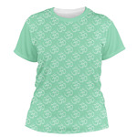 Om Women's Crew T-Shirt (Personalized)