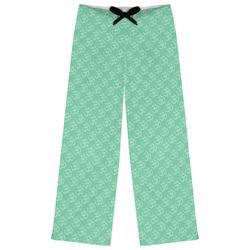 Om Womens Pajama Pants (Personalized)