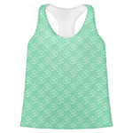 Om Womens Racerback Tank Top (Personalized)