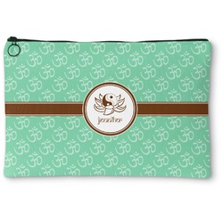 Om Zipper Pouch (Personalized)