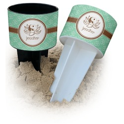 Om Beach Spiker Drink Holder (Personalized)