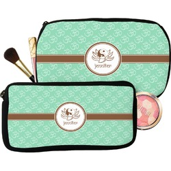 Om Makeup / Cosmetic Bag (Personalized)