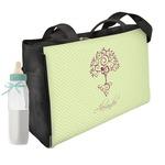 Yoga Tree Diaper Bag (Personalized)