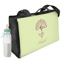 Yoga Tree Diaper Bag (Personalized)