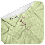 Yoga Tree Baby Hooded Towel (Personalized)