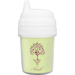 Yoga Tree Baby Sippy Cup (Personalized)