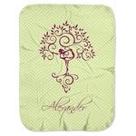 Yoga Tree Baby Swaddling Blanket (Personalized)