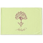Yoga Tree Woven Mat (Personalized)