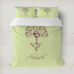Yoga Tree Duvet Cover (Personalized)
