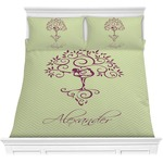 Yoga Tree Comforter Set (Personalized)
