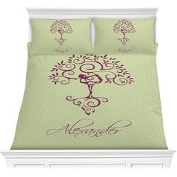Yoga Tree Comforters (Personalized)