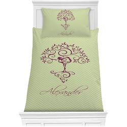 Yoga Tree Comforter Set - Twin XL (Personalized)