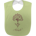 Yoga Tree Baby Bib (Personalized)