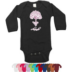 Yoga Tree Bodysuit - Long Sleeves (Personalized)