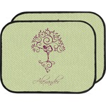 Yoga Tree Car Floor Mats (Back Seat) (Personalized)