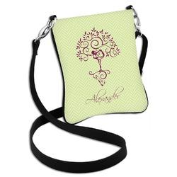 Yoga Tree Cross Body Bag - 2 Sizes (Personalized)
