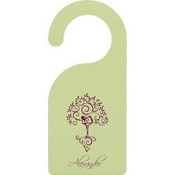 Yoga Tree Door Hanger (Personalized)