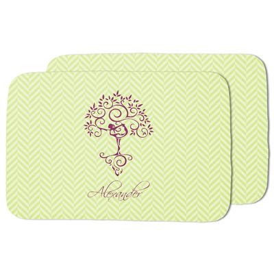 Yoga Tree Dish Drying Mat (Personalized)