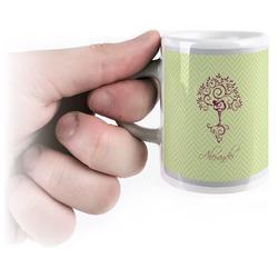 Yoga Tree Espresso Cups (Personalized)