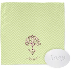 Yoga Tree Wash Cloth (Personalized)