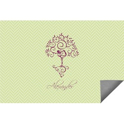 Yoga Tree Indoor / Outdoor Rug - 6'x9' (Personalized)