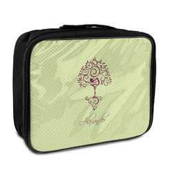 Yoga Tree Insulated Lunch Bag (Personalized)