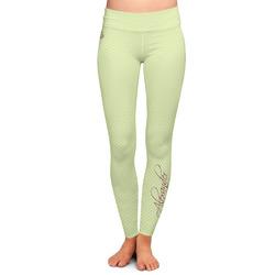 Yoga Tree Ladies Leggings - Medium (Personalized)