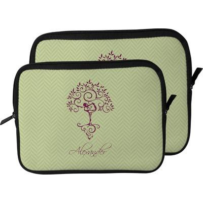Yoga Tree Laptop Sleeve / Case (Personalized)