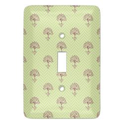 Yoga Tree Light Switch Covers - Multiple Toggle Options Available (Personalized)