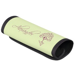 Yoga Tree Luggage Handle Cover (Personalized)