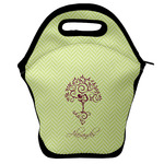 Yoga Tree Lunch Bag w/ Name or Text