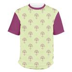 Yoga Tree Men's Crew T-Shirt (Personalized)