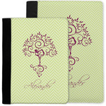 Yoga Tree Notebook Padfolio w/ Name or Text