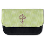 Yoga Tree Canvas Pencil Case w/ Name or Text