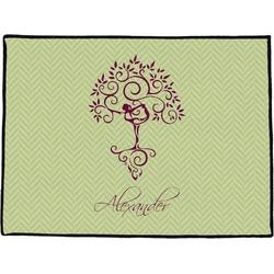 Yoga Tree Door Mat (Personalized)
