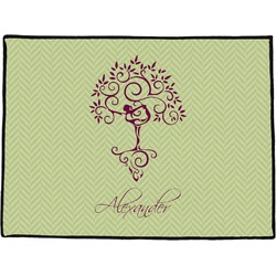 Yoga Tree Door Mat (Personalized)