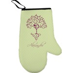 Yoga Tree Right Oven Mitt (Personalized)