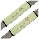 Yoga Tree Seat Belt Covers (Set of 2) (Personalized)